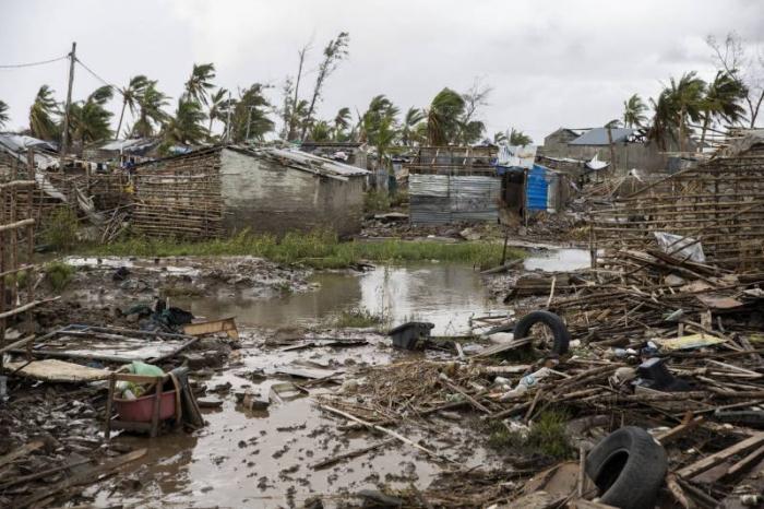 Le bilan du cyclone Idai s