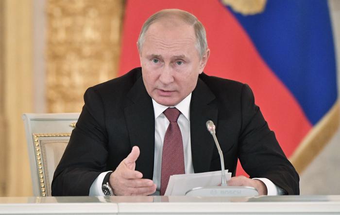 Putin Trampın qərarını qınadı