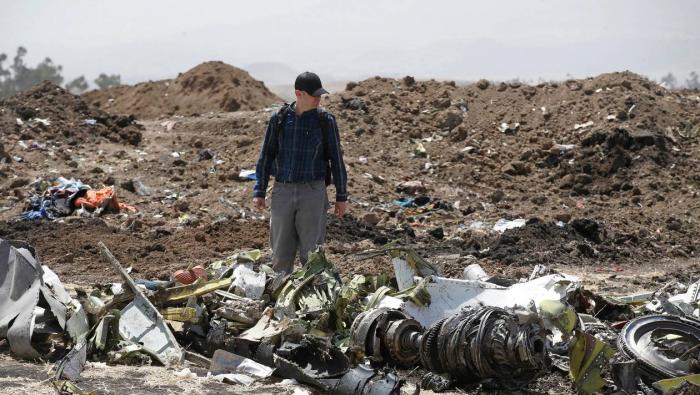 Crash en Ethiopie:   les boîtes noires du Boeing sont en France
