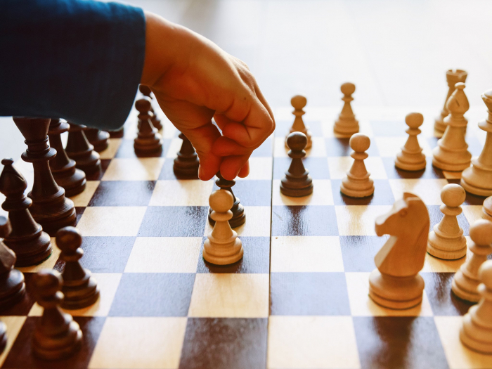 Homeless refugee child crowned as New York chess champion