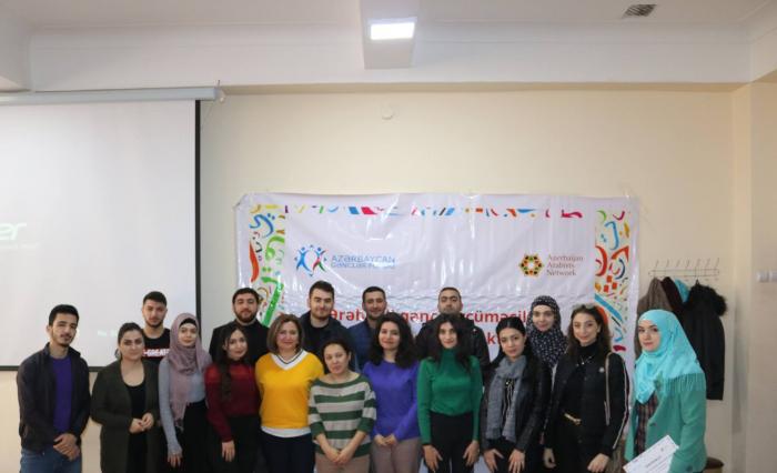 """مشروع """"مدرسة الترجمة للمترجمين الشباب الناطقين باللغة العربية""""تم الانتهاء بنجاح"""