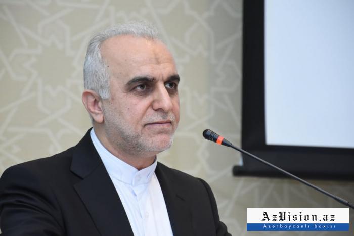 """İranlı nazir: """"Bank sahəsində yeniliklər əldə edə bilərik"""""""