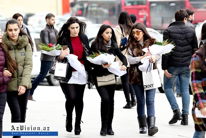 Azərbaycan qadınları ilə bağlı maraqlı statistika