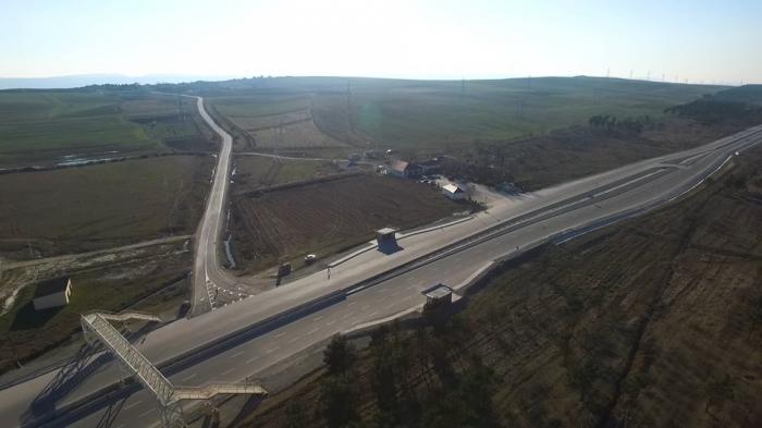 Qobustan-Poladlı yolu yenidən qurulub