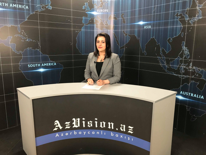 AzVision TV publica nueva edición de noticias en inglés para el 12 de marzo-  Video