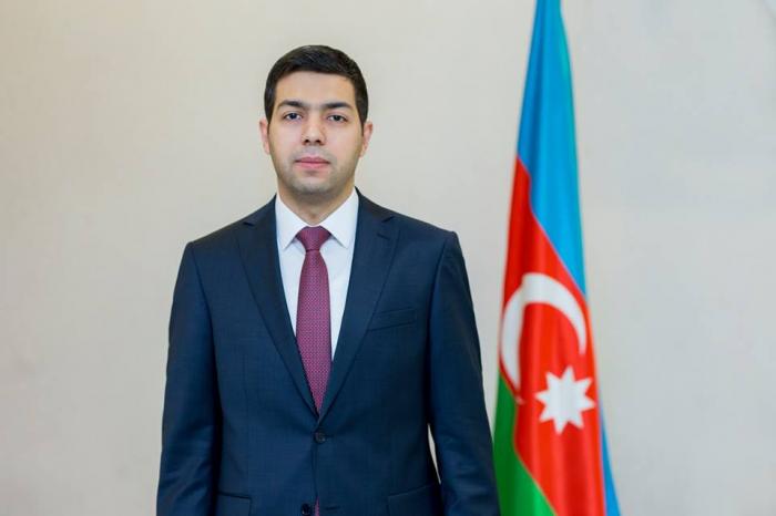 """""""ASAN Xidmət""""ə yeni sədr müavini təyin edildi - DOSYE"""