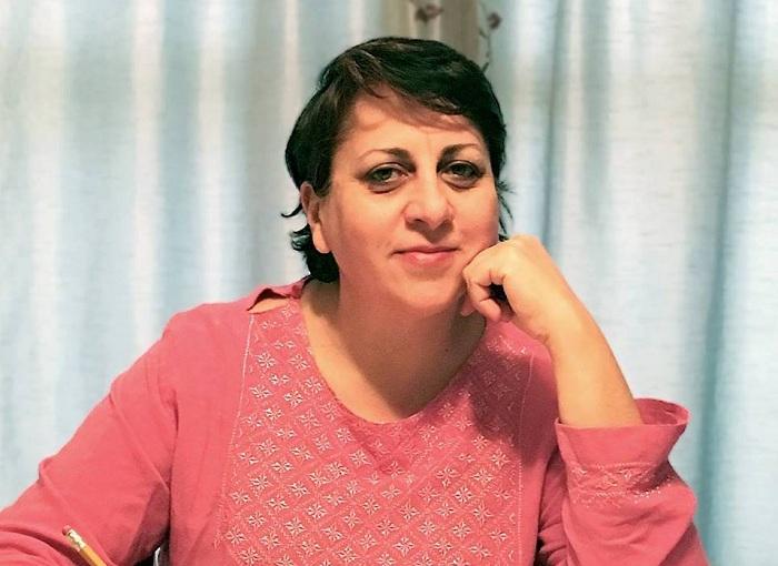 Amerikada yaşayan azərbaycanlı yazıçı - FOTO