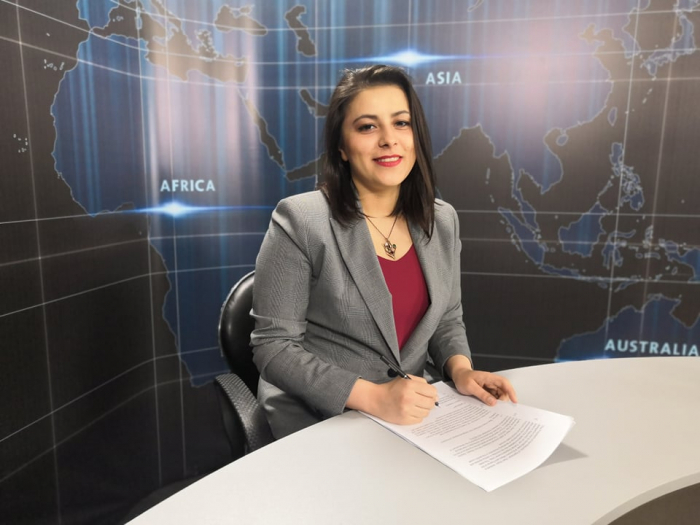 AzVision TV releases news edition of news in English for March 15 -   VIDEO