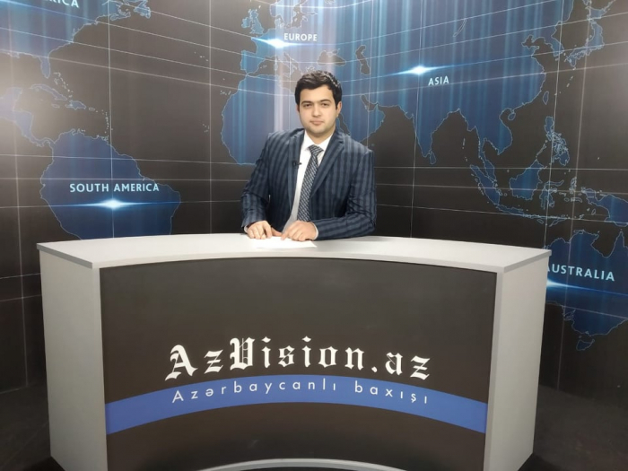 AzVision TV releases new edition of news in German for March 27 -VIDEO