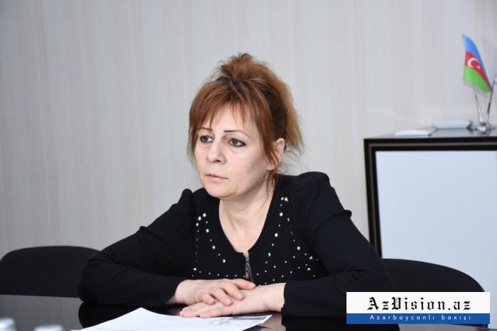 """Mağazası yanan sahibkarlar """"Sədərək""""ə köçürülə bilər - FOTOLAR"""