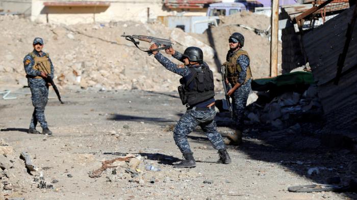 Irak:   six membres d