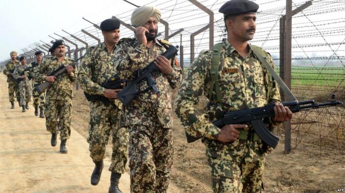 Hindistan ordusu Pakistana xəbərdarlıq etdi