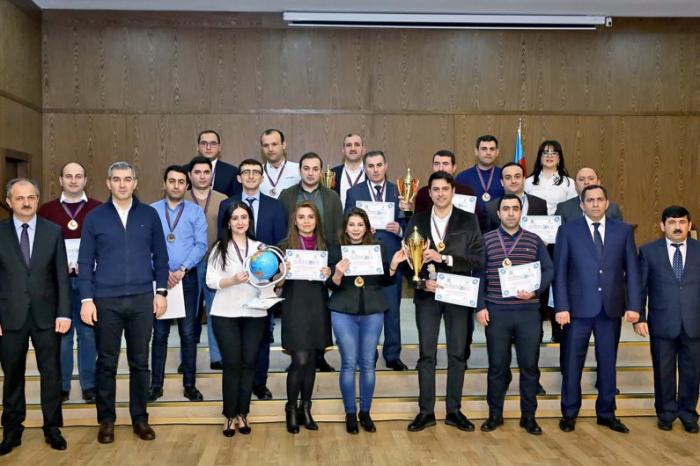 Miqrasiya Xidmətinin ildönümünə həsr edilən yarışma keçirilib - FOTO