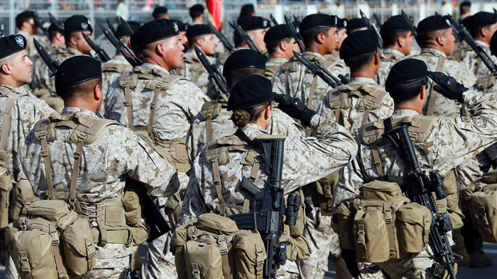 Un soldado mata a dos militares y se suicida al interior de una escuela del Ejército de Chile