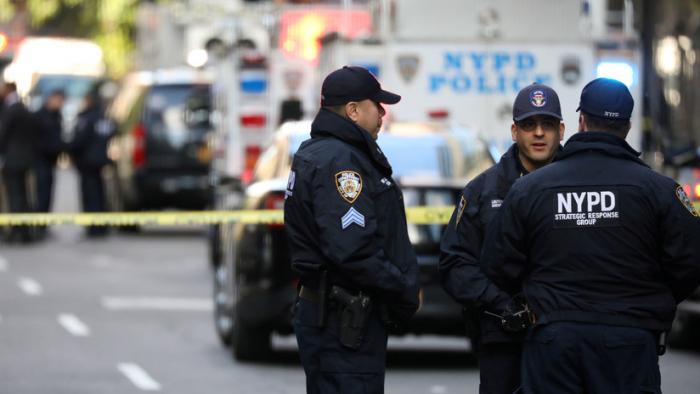Al menos tres heridos de bala en Nueva York