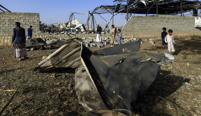 Republican majority senate votes to end US support for Saudi war in Yemen