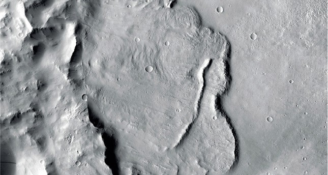 Underground lakes system on Mars uncovered by space probes