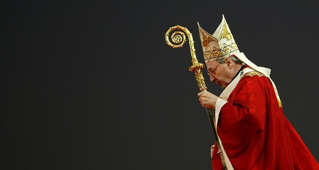 Cardinal Pell sentenced to 6 years for choirboy sexual abuse