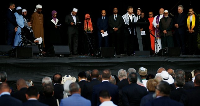 New Zealand remembers Christchurch terror victims in Friday service