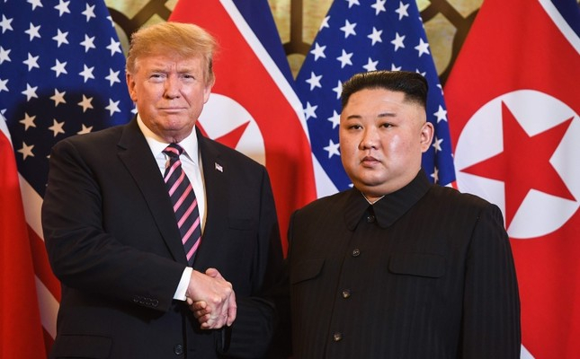 Trump reverses new sanctions on North Korea, because he