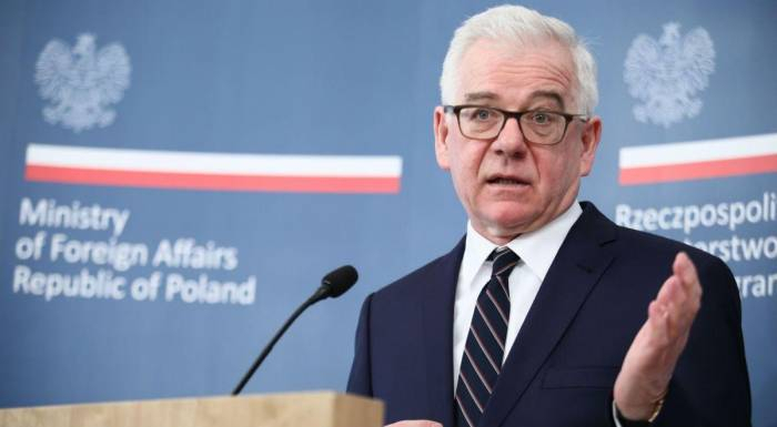 Poland is interested in further deepening relations with Azerbaijan - Polish FM,  EXCLUSIVE INTERVIEW
