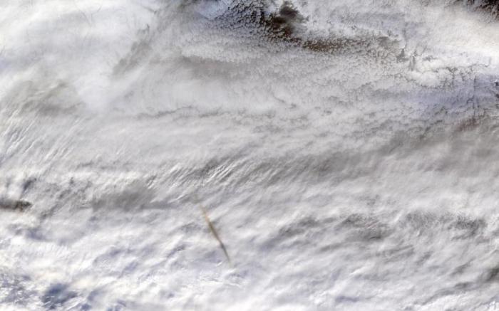 La Nasa diffuse des photos du grand météore que personne n