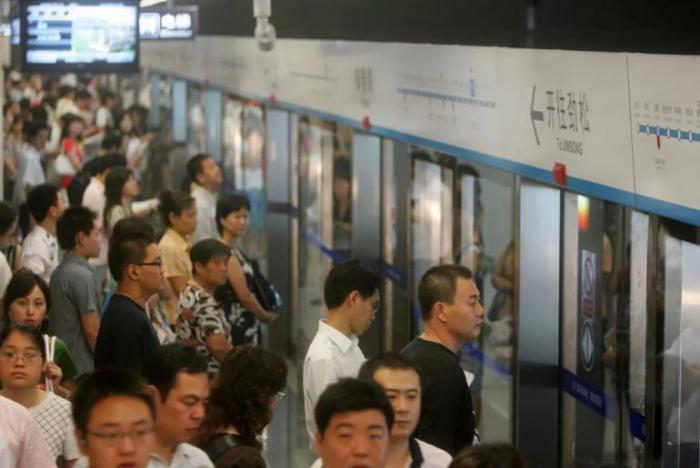 La Chine introduit la reconnaissance faciale pour payer le métro