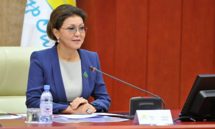 Kazakhstan :   la fille de Nazarbaïev nommée présidente du Sénat