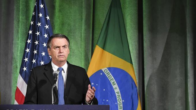 Trump accueille Bolsonaro pour sceller l
