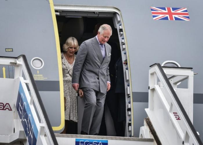 Arrivée du prince Charles à Cuba, visite royale inédite sur l