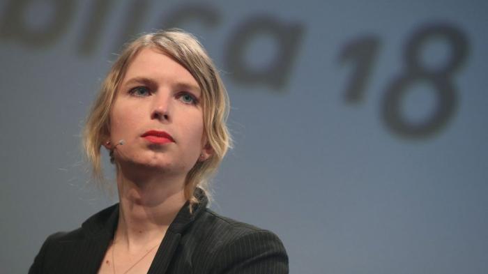 Chelsea Manning, l