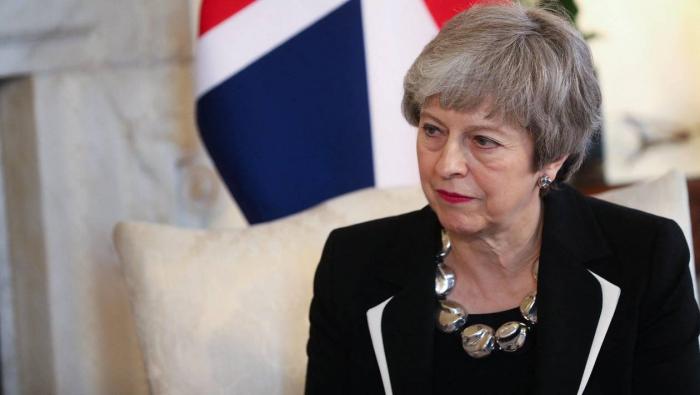 Brexit: Theresa May accusée d