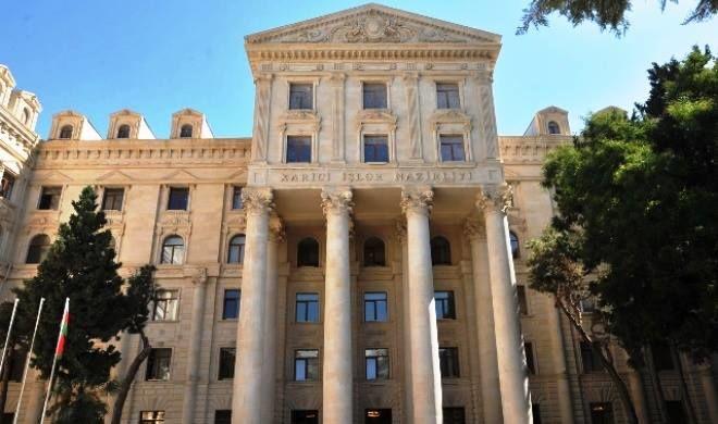 Cancillería de Azerbaiyán emite declaración sobre el genocidio de 31 de marzo