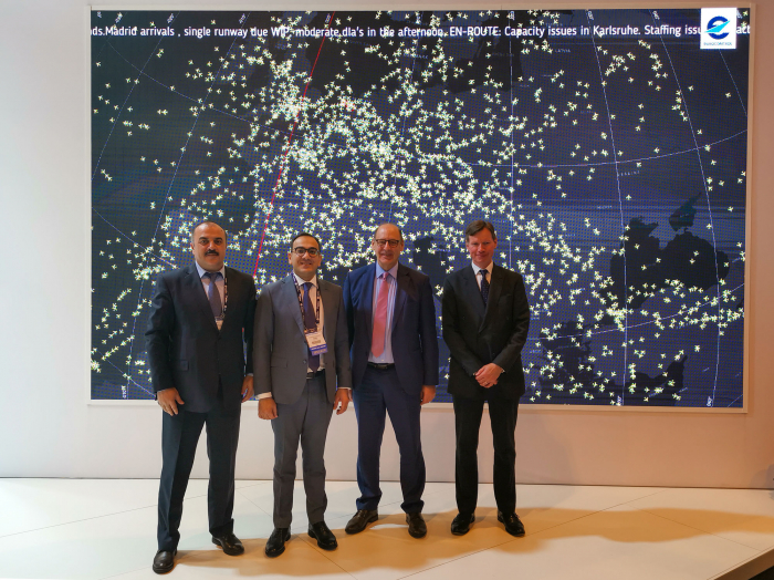 AZANS and EUROCONTROL met in the framework of World ATM Congress 2019