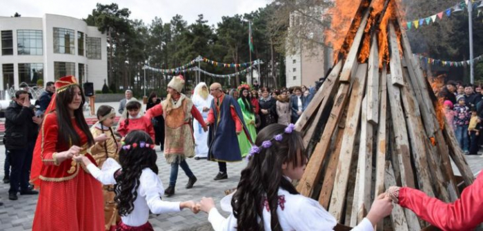 Novruz:   la fiesta de solidaridad que celebran millones de personas cada primavera