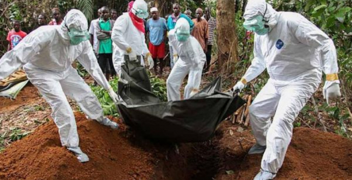 Bu ölkədə Eboladan ölənlərin sayı 600-ü keçib