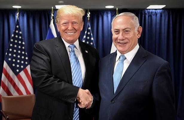 Netanyahu Trampa təşəkkür etmək üçün ABŞ-a gedib