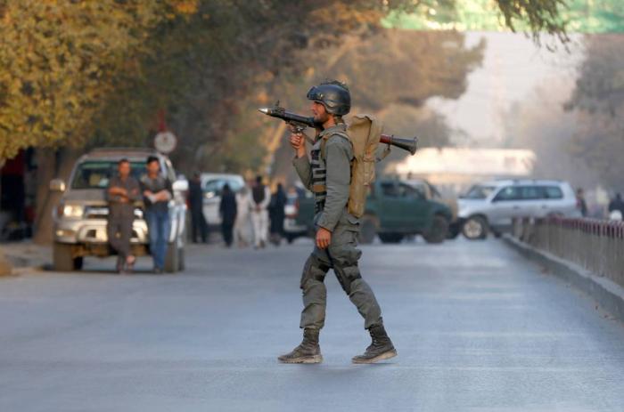 Afghanistan :   3 morts et 30 blessés   dans une double explosion