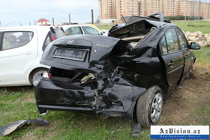 Ötən günün yol qəzaları: 6 ölü, 7 yaralı