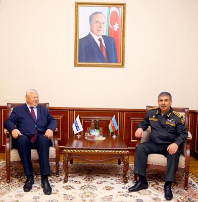 Zakir Hasanov, Andrzej Kasprzyk mull situation at contact line