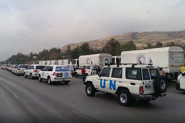 U.N. raises $7 billion for Syria from donors