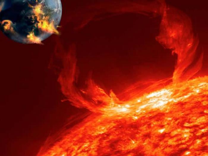 Une violente tempête solaire a frappé la Terre il y a 2.600 ans
