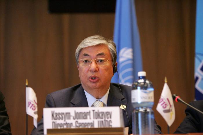 Kassym-Jomart Tokaïev est le nouveau président (par intérim) du Kazakhstan