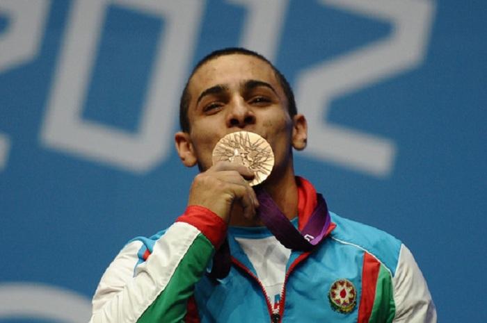 Azərbaycan idmançısının olimpiya medalı əlindən alındı