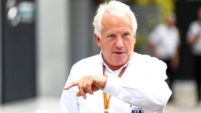 Muere a los 66 años el director de carreras de Fórmula 1 Charlie Whiting