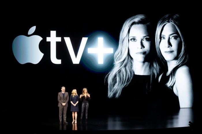 Apple dévoile son service de streaming concurrent de Netflix