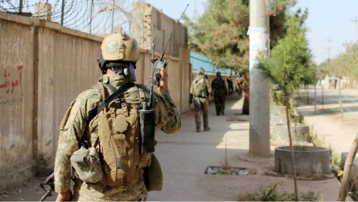 Afghanistan:   le mollah Omar vivait à côté d