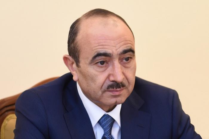 """""""La información en el libro deBob Woodward es falsa""""-  Ali Hasanov"""