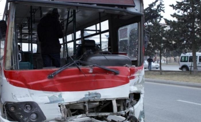 BNA avtobus qəzası ilə bağlı məlumat yaydı