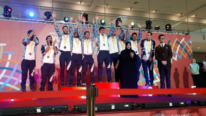Azerbaijani athletes shine at Special Olympics World Games